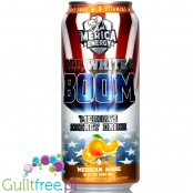 Merica Labz Merica Energy Merican Made sugar free energy drink