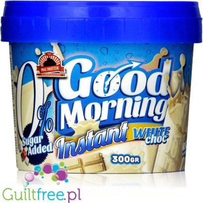 MAX Protein Good Morning Instant White Chocolate