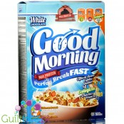 MAX Protein Good Morning Perfect Breakfast White Chocolate 0,5kg