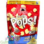 MAX Protein Pops Max White Chocolate 0,5kg 46% WPI