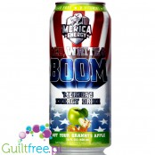 Merica Labz Merica Energy Not Your Grannies Apple sugar free energy drink