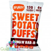 Spudsy Sweet Potato Puffs - Bangin' Bar-B-Q