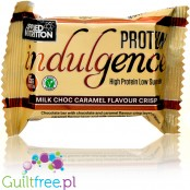 Applied Nutrition Protein Indulgence Milk Choc Caramel Crisp