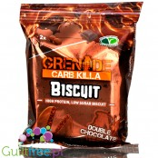 Grenade Carb Killa Biscuit - Double Chocolate