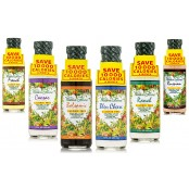 Test 6pack - Walden Farms Zero Calories Variety Dressings