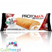 ProtoMax Coconut & Vanilla high fiber, low carb protein cookie
