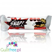 Snap Nutrition Ooh Snap Crispy Protein Bar Chocolate Peanut Butter