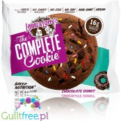 Lenny & Larry Complete Cookie, Chocolate Donut vega protein cookie