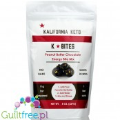 Kalifornia Keto K Bites, Energy Bite Mix, Peanut Butter Chocolate 8 oz