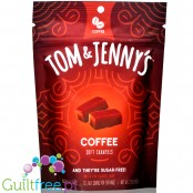 Tom & Jenny's Sugar Free Soft Caramels, Coffee 2.9 oz
