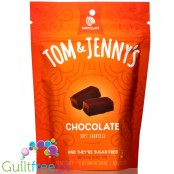 Tom & Jenny's Sugar Free Soft Caramels, Chocolate 2.9 oz