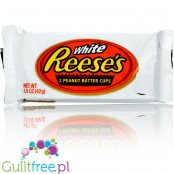 Reese's White Peanut Butter Cups (cheat meal)