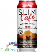 Slim Fast Slim Cafe Ready-to-Drink, Caramel Cappuccino
