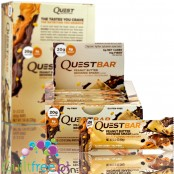 Quest Bar Peanut Butter Brownie Smash protein bar