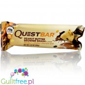 Quest Bar Peanut Butter Brownie Smash