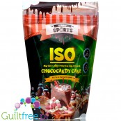 Yummy Sports ISO 100% Whey Protein Isolate Chocolate Candy