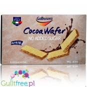 Galbusera Buoni Cosi - wafers with chocolate mass 180g