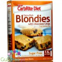 Universal Nutrition Doctor's CarbRite Diet Blondies Baking Mix with Chocolate Chips