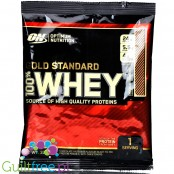 Optimum Nutrition, Whey Gold Standard 100%, Chocolate & Hazelnut, saszetka