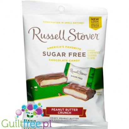 Russel Stover Peanut Butter Crunch