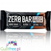 Biotech Zero Bar Chocolate Mint protein bar free from lactose