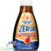 Franky's Bakery Zerup Apple & Cinnamon calorie free sugar free syrup