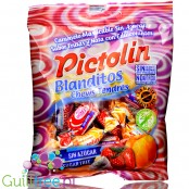 Pictolin sugar-free chewy cream-fruit candies