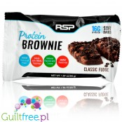 Rsp Nutrition Protein Brownie Classic Fudge