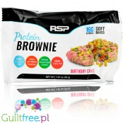 Rsp Nutrition Protein Brownie Birthday Cake
