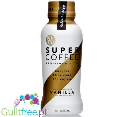 Kitu Super Coffee RTD, Vanilla