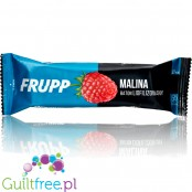 Frupp - a freeze-dried raspberry bar