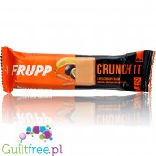 Frupp - a freeze-dried fruit and vegetable bar