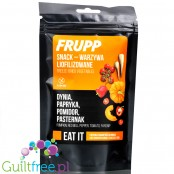 Celiko Frupp Snack - lyophylised veggies - Pumpkin, Bell Pepper, Tomato, Parsnip