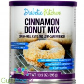 Diabetic Kitchen Cinnamon Donut Mix 13.9 oz.