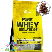Olimp Pure Whey Isolate 95% Chocolate, 0,6kg