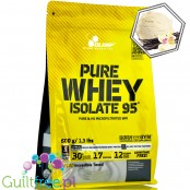 Olimp Pure Whey Isolate 95 0,6 kg wanilia