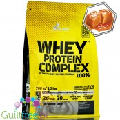 Olimp Whey Protein Complex 100% 0,7 kg bag salted caramel
