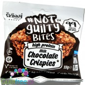 Skinny Food Milk Chocolate Not Guilty protein Crispies