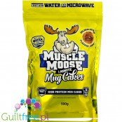 Muscle Moose Golden Syrup Mug Cake