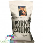 Mr Trotter's Pork Crunch Light P 54g - C 0g - F 43g