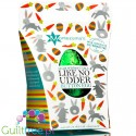 EASTER Montezuma's Organic & Dairy Free Milk Chocolate Alternative Like No Udder Button Egg 250g