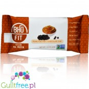 Bhu Vegan Organic Pea Protein Bar, Peanut Butter Chocolate Chip