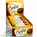 Healthsmart ChocoRite Chocolate Covered Caramels , box of 16 chocolate candies
