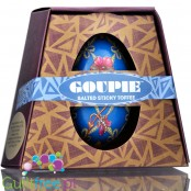 Goupie Fabergé Vegan, Dairy Free & Salted Sticky Toffee Egg