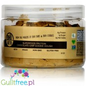 Bhu Foods Superfood Cookie Dough, Chocolate Chip