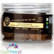 Bhu Foods Superfood Cookie Dough, Double Dark Chocolate