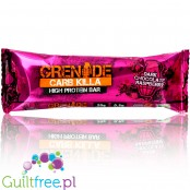 Grenade Carb Killa Dark Chocolate Raspberry protein bar