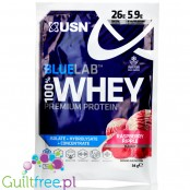 USN Blue Lab Whey Raspberry Cream