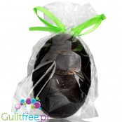 Santini Easter Egg, sugar free dark chocolate with xylitol