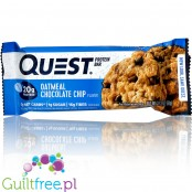 Quest bar Oatmeal Chocolate Chip